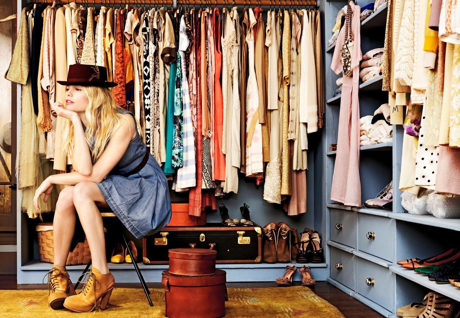 Prodajte svoju garderobu