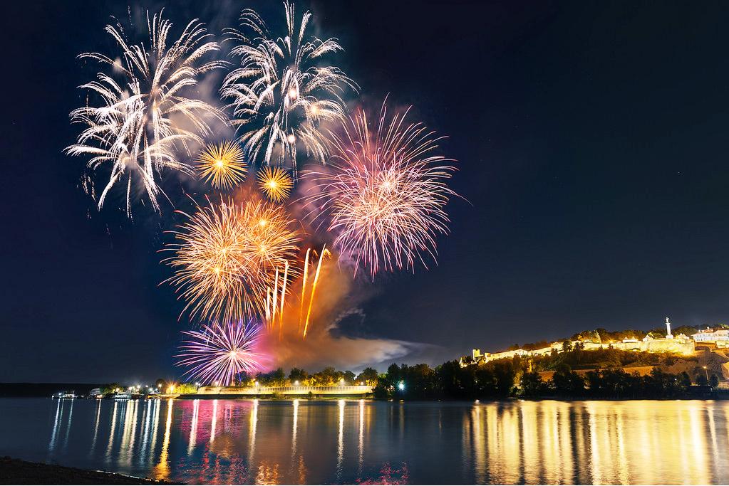 Doček Nove Godine u Beogradu