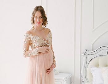 Venčanice za trudnice