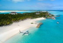 privatno ostrvo karibi