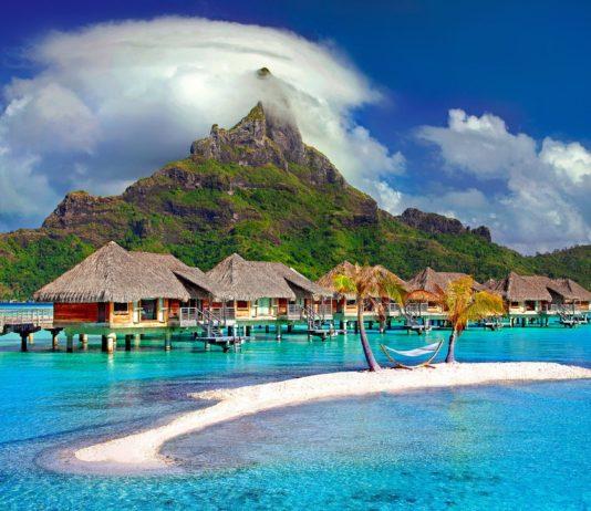 rajska ostrava turizam poseta ronjenej