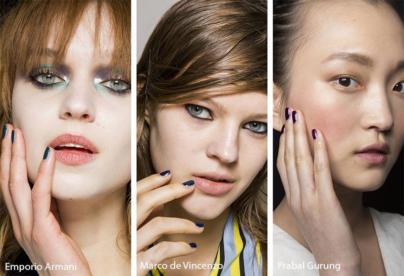Nijanse dragog kamenja nokti boja