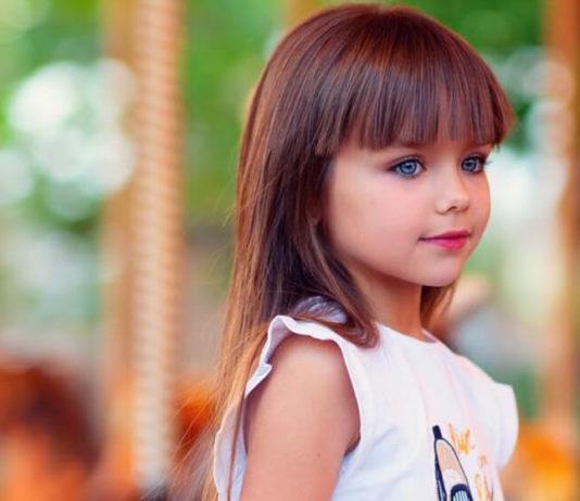 Njalepša devojčica na svetu