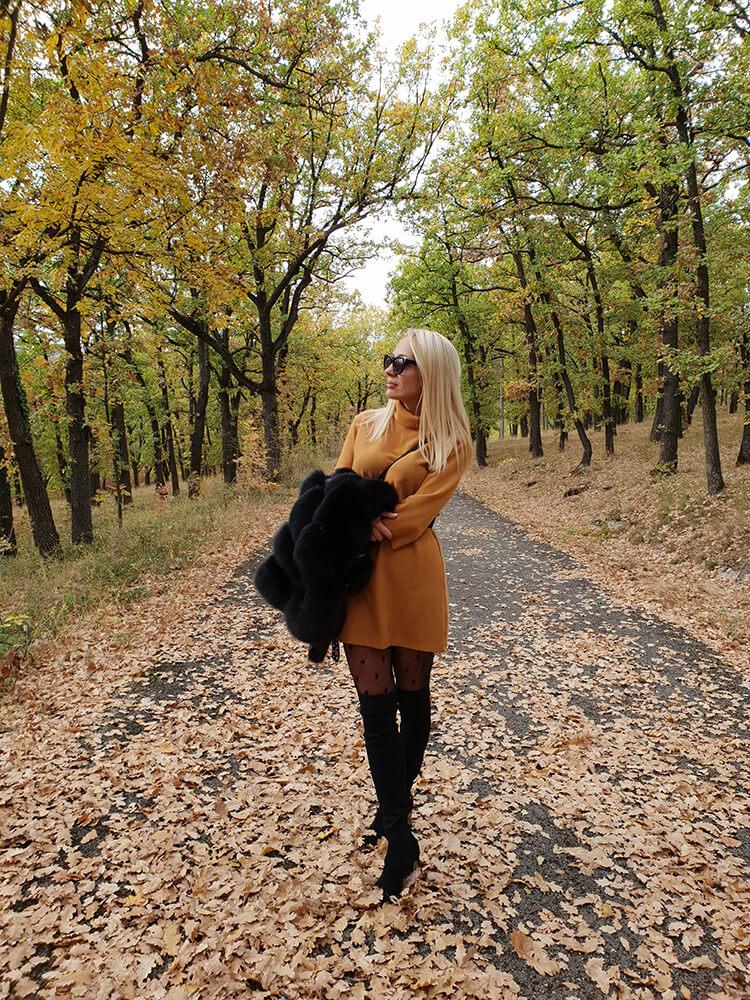 Moda stil stajling Oplenac Topola