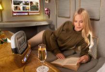 Emirates prva klasa kabina