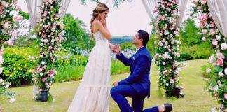 Blogerka venčanje iz bajke