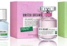 United dreams parfem benetton