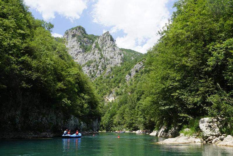 rafting Tara 1