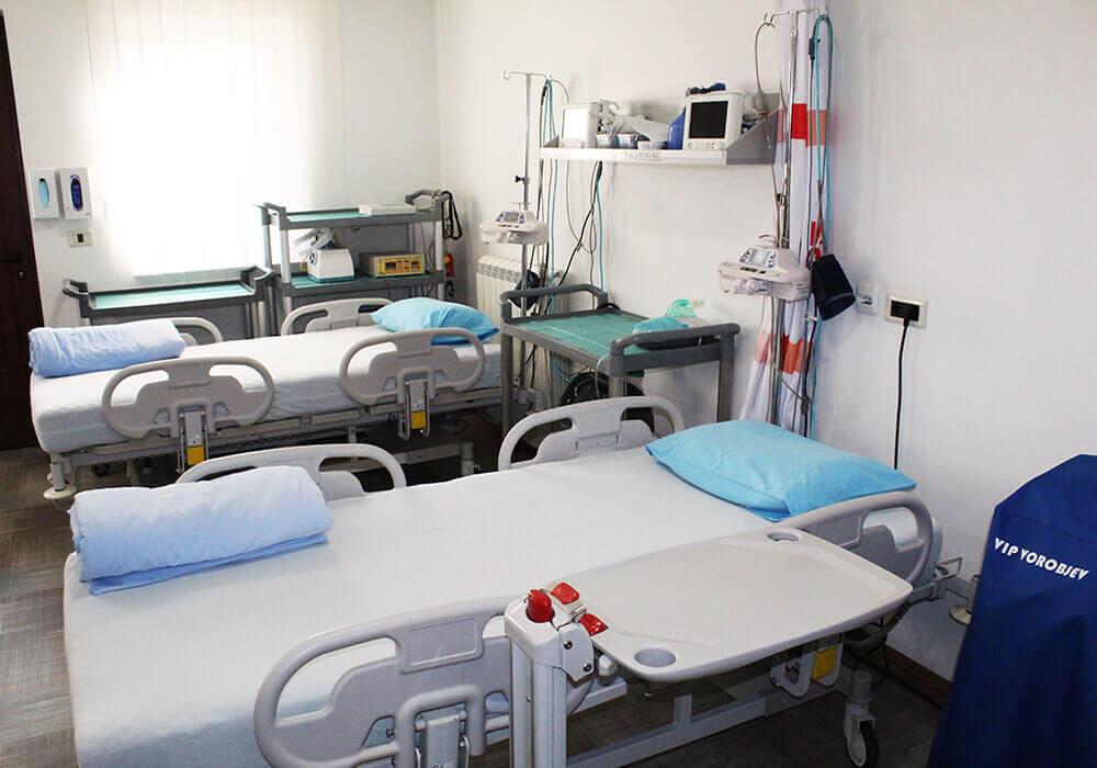 luksuzna klinika za lečenje bolesti zavisnosti VIP Vorobjev Trendy 3