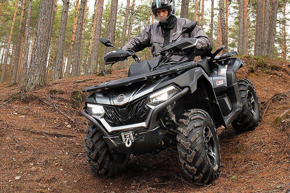 registracija ATV vozila Trendy 2