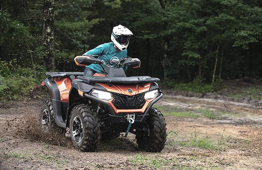 registracija ATV vozila Trendy 3