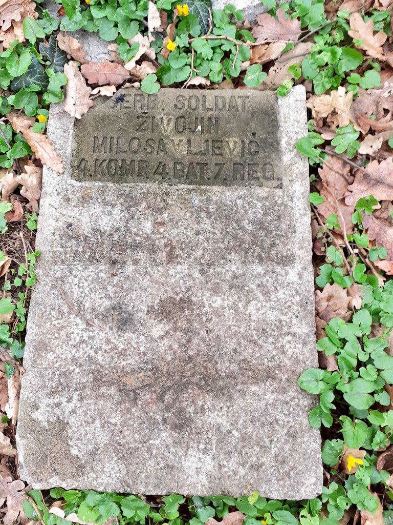 spomenik austrougarskim vojnicima kosutnjak