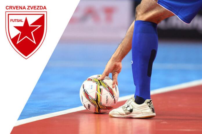 futsal klub crvena zvezda