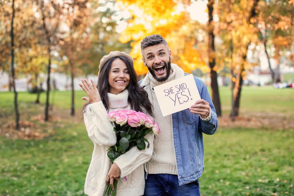 Septembar mesec -Mesec venčanja