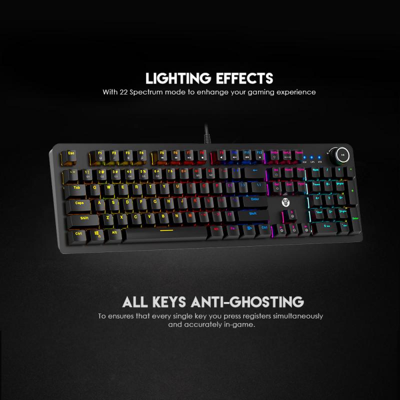 fantech mehanicke tastature