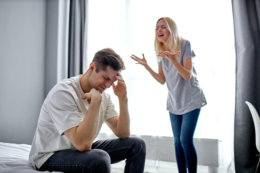 Kako prekinuti los brak